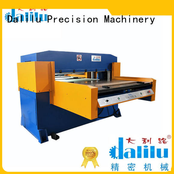 Dalilu professional automatic die cutting machine on sale for seal ring
