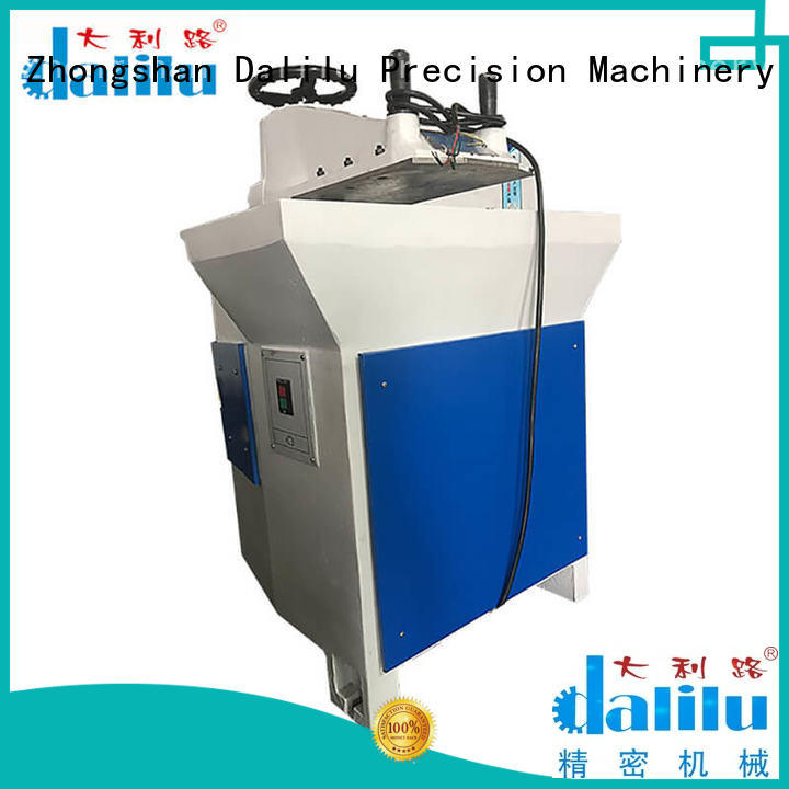 Dalilu dlc5 leather cutting machine factory price for clothing