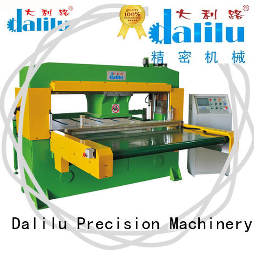 customized automatic leather cutting machine feeding design for belts