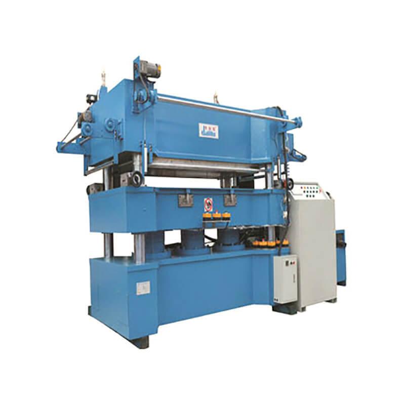 Dalilu hydraulic gilding press machine directly sale for book covers-2