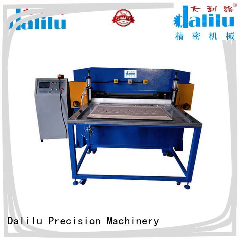 Dalilu machine cnc foam cutting machine manufacturer for plants