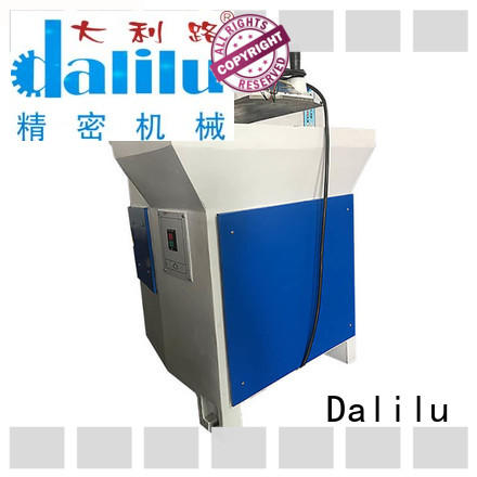 Dalilu realiable leather cutting machine factory price for handbags