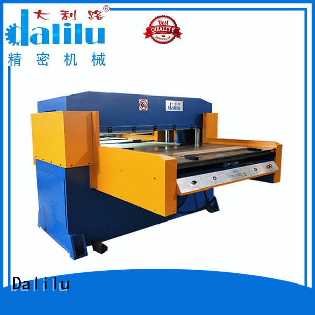 Dalilu technical automated cutting machine from China for seal ring