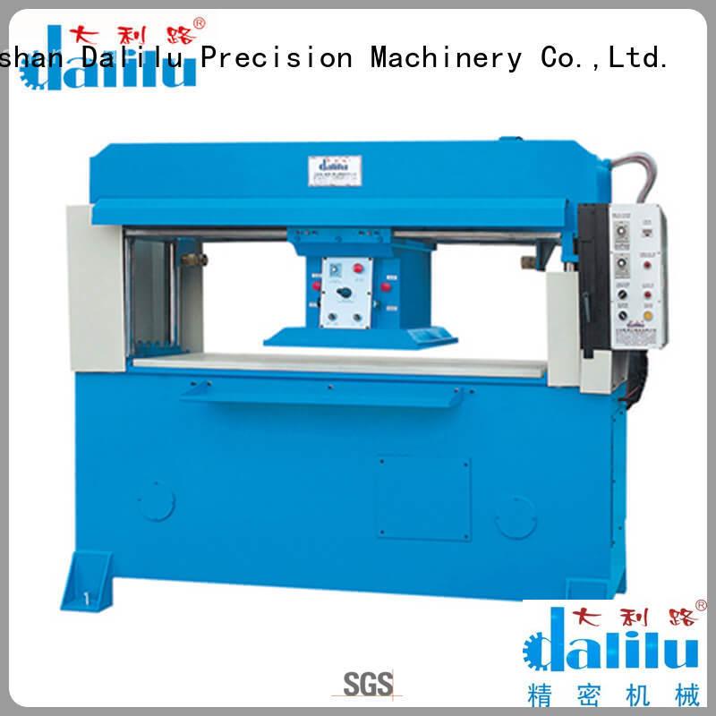 Dalilu precise puzzle cutting machine wholesale for plastic bags