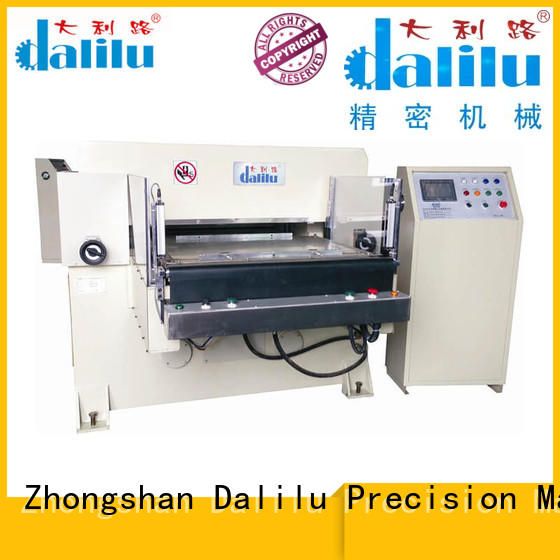 die material die cutting machine supplier for foil Dalilu