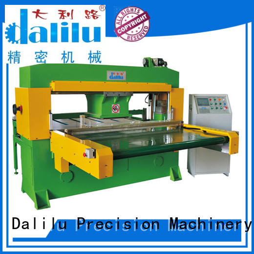 stable automatic leather cutting machine die supplier for shoes
