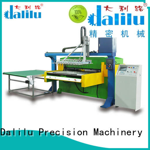 Dalilu accurate automatic die cutter inquire now for packaging