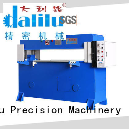 Dalilu precise industrial die cutting machine dlc8 for dust cover