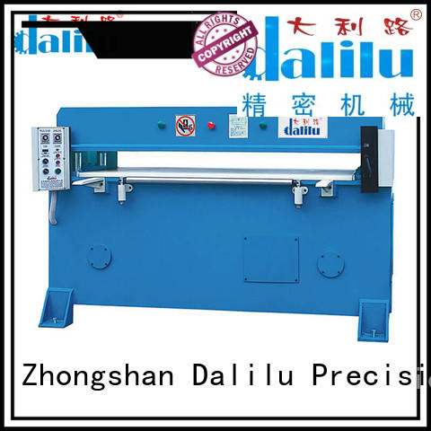 Dalilu accurate automatic blister packing machine factory for packaging