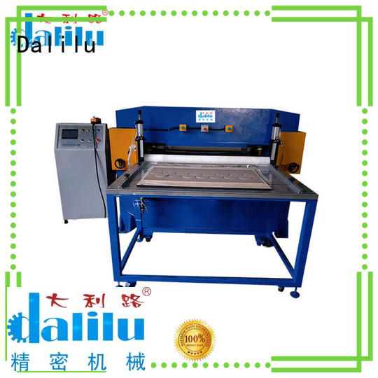 Dalilu durable sponge cutting machine directly sale for plants