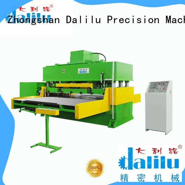 accurate automated cutting machine factory price for rubber belt