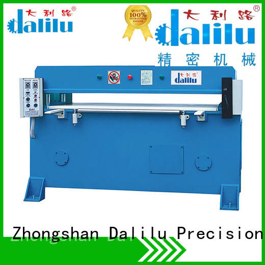 Dalilu good quality blister packaging machine inquire now for packaging