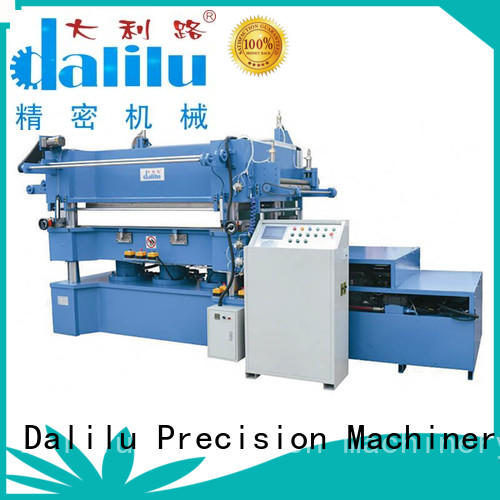 Dalilu stamping stamping machine from China for advertising