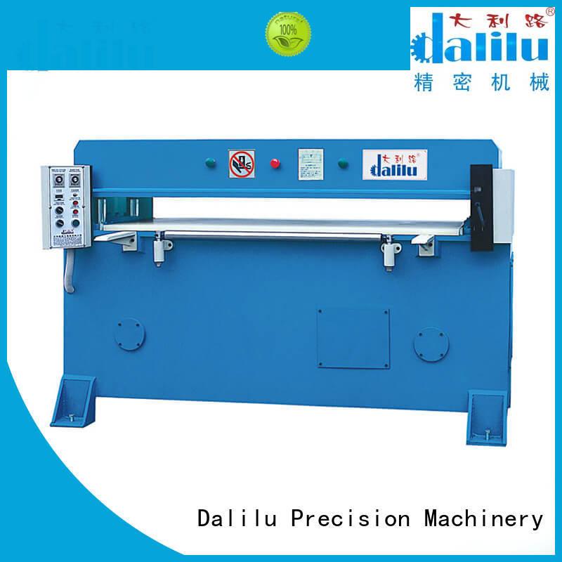 Dalilu Hydraulic Cutting Machine For PVC Packing DLC-5