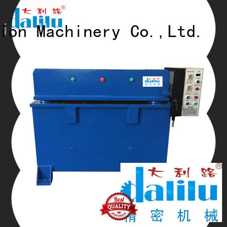 automatic blister packaging machine factory for plastic bag Dalilu
