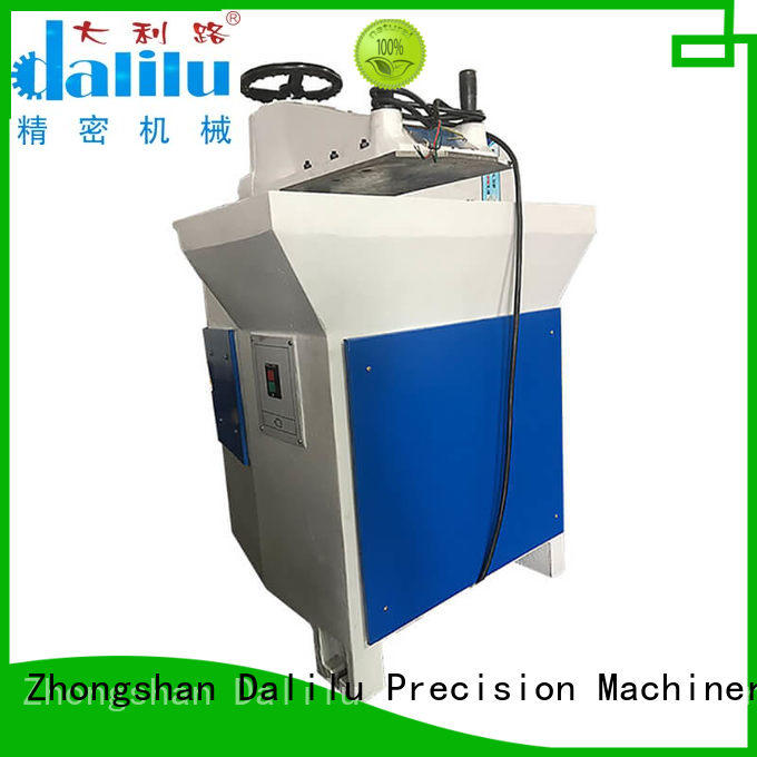 Dalilu customized clicker press die cutting machine factory price for shoes