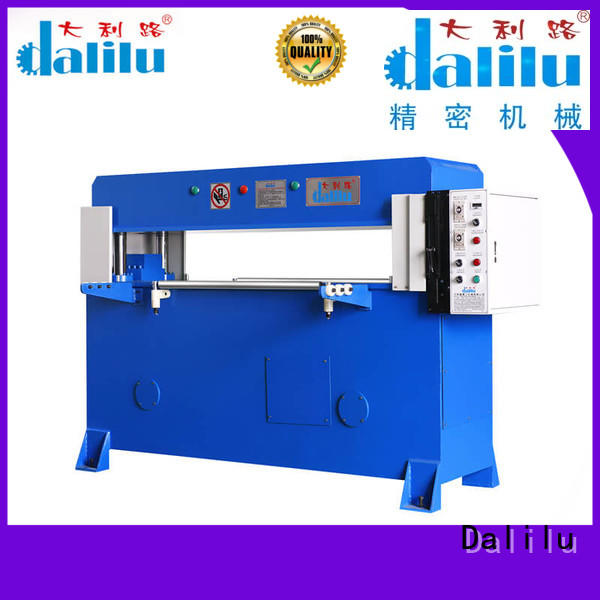 Dalilu technical car leather cutting machine on sale for dust cover