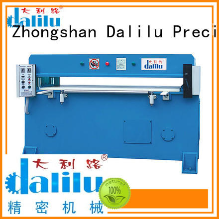 Dalilu dalilu blister packaging machine factory for carton