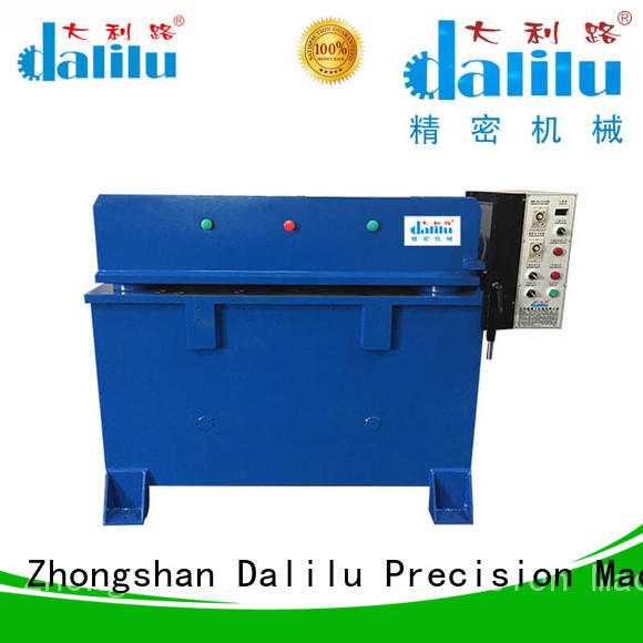 Dalilu machine blister packaging machine inquire now for carton