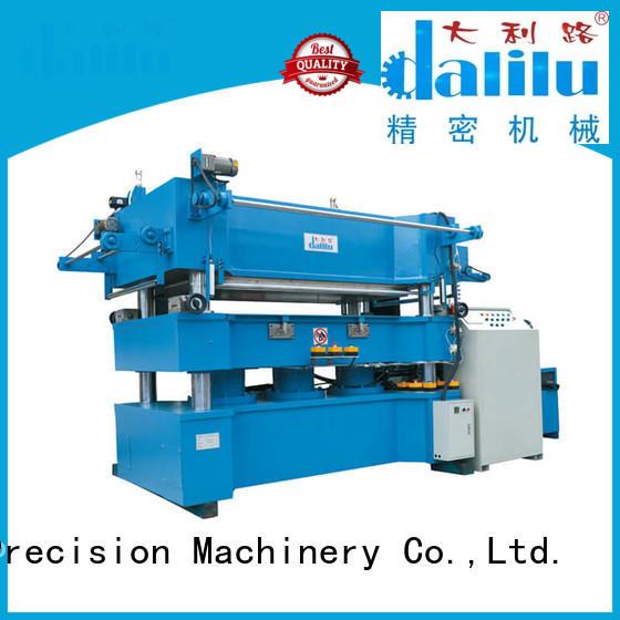 Dalilu hydraulic gilding press machine online for designs