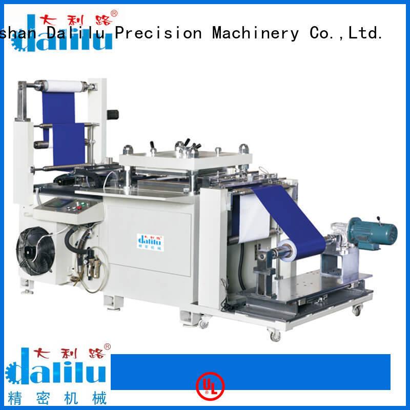 CNC Automatic Feeding Hydraulic Cutting Machine For PVC Aluminum DLC-Y03