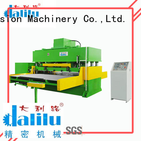 Dalilu four automated cutting machine from China for automobile oil seal