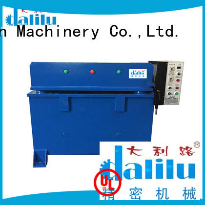 Dalilu professional blister packaging machine with good price for packaging