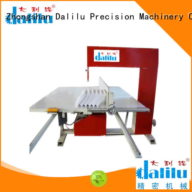 good quality sponge cutting machine dlc8e directly price for factory