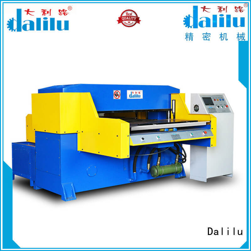 top quality plastic die cutting machine four wholesale for plastic lunch boxes