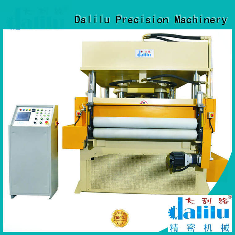 Dalilu long lasting professional die cutter press for plastic bags
