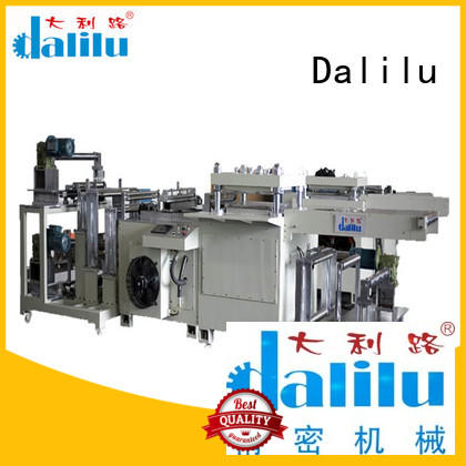 efficient material die cutting machinecutting factory price for electronics