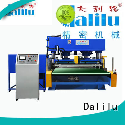 stable clicker press die cutting machine leather factory price for shoes