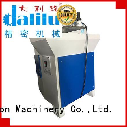 Dalilu mask swing arm cutting machine factory price for handbags