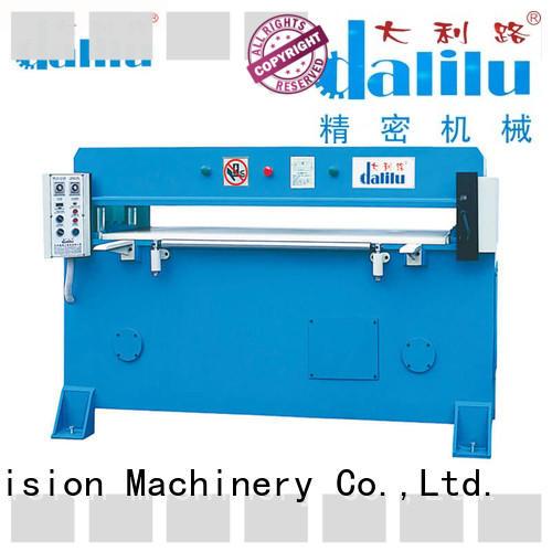 technical large die cutting machine dlc9c design for belts
