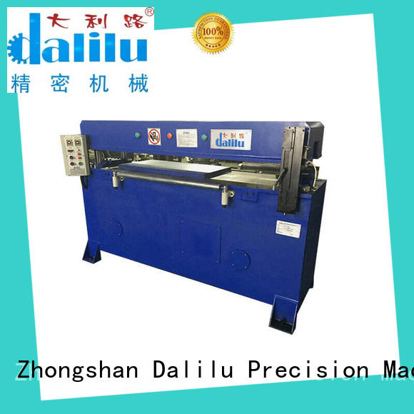 Dalilu technical automatic cloth cutting machine supplier for clothing
