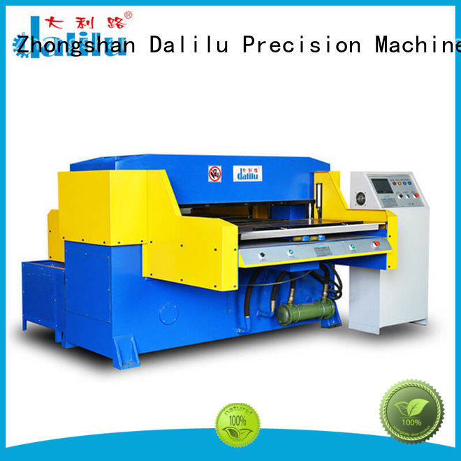 cost-effective die cutting equipment supplier for woven bags