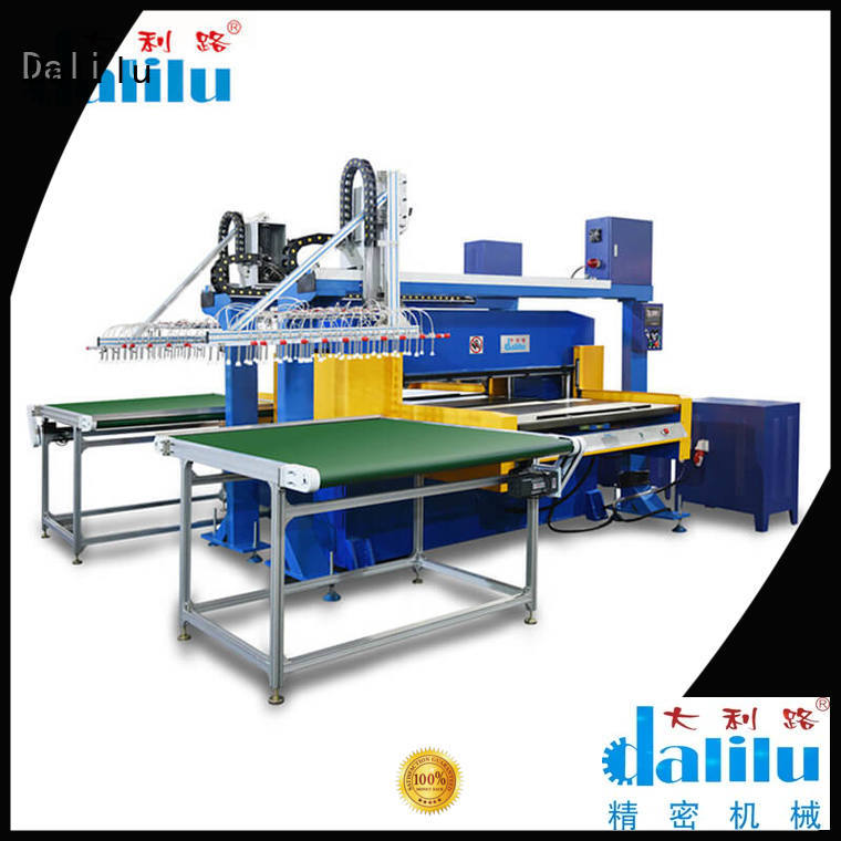 Dalilu die industrial foam cutter directly price for factory