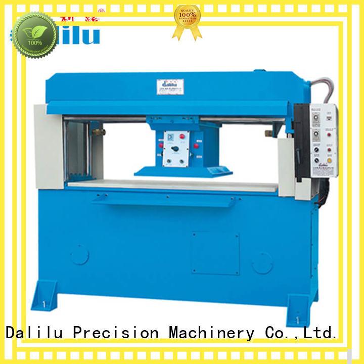 eva cutting machine rubber for woven bags Dalilu