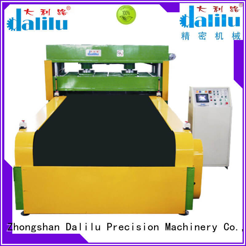 Dalilu good quality cnc foam cutting machine manufacturer for factory