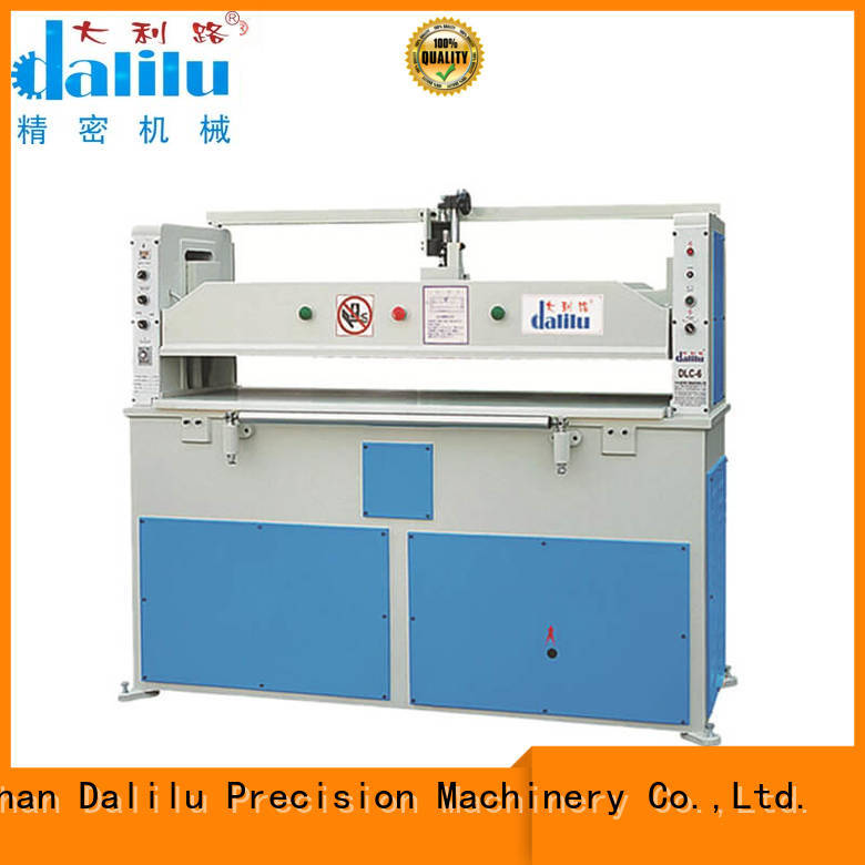 Dalilu stable facial mask cutting machine on sale for wallets