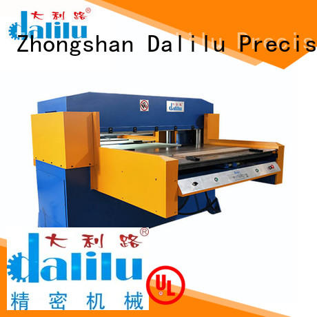 professional automatic die cutting machine accessories from China for rubber belt