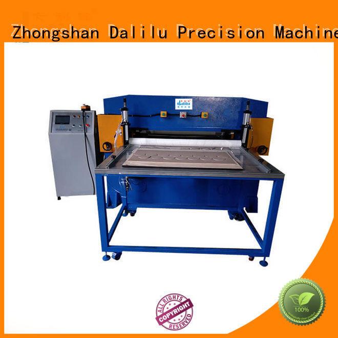 Dalilu machine industrial foam cutting machine online for workshop