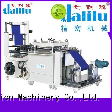 Dalilu cost-effective eva cutting machine wholesale for plastic bags