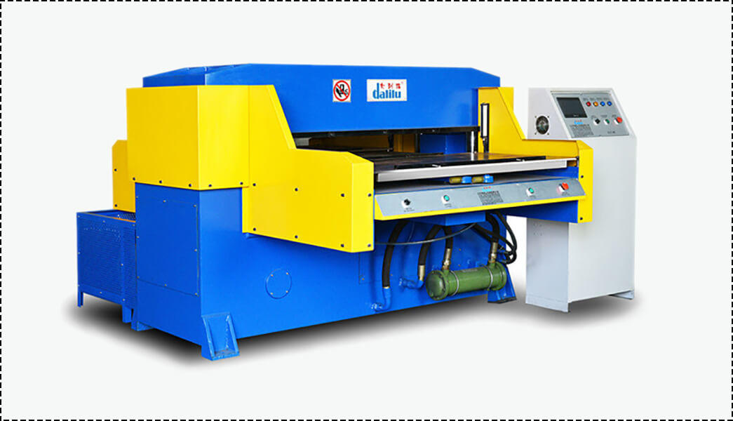 Dalilu efficient plastic die cutting machine personalized for flexible plastic packaging-1