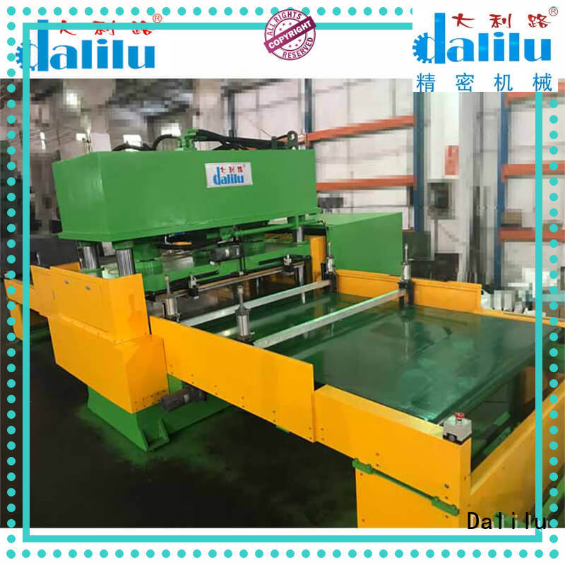 technical automatic cutting machine dlc8 factory price for rubber belt