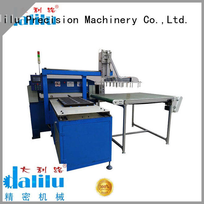 customized automatic cloth cutting machine dlc8 factory price for shoes