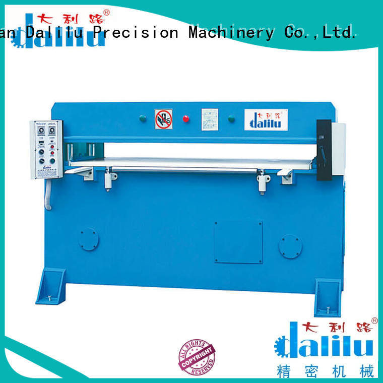 custom die cut machine automatic for car cushions Dalilu