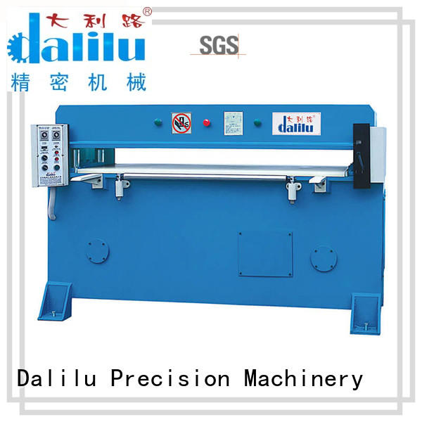 Dalilu security packing cutting machine design for plastic bag