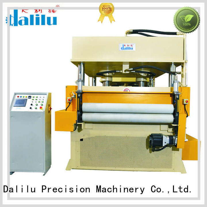 Dalilu cost-effective blister packing machine wholesale for flexible plastic packaging