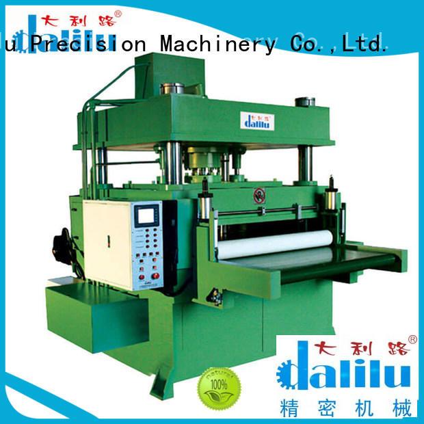 Dalilu accurate digital die cutting machine accessories for dust cover